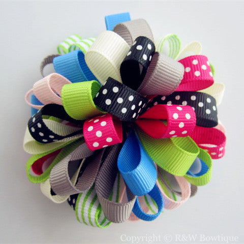Cozy Gifts Loopy Hair Bow