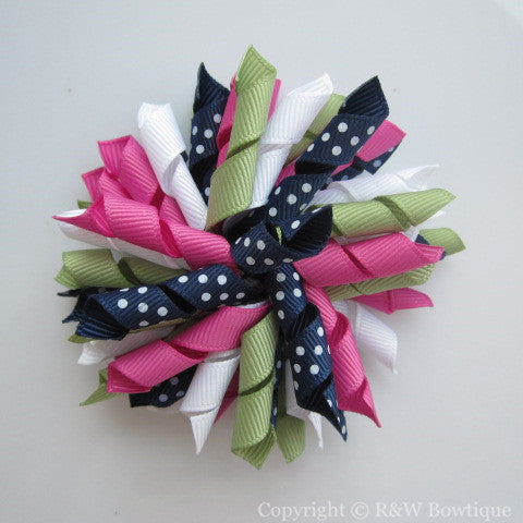 Easter Favorites Korker Hair Bow