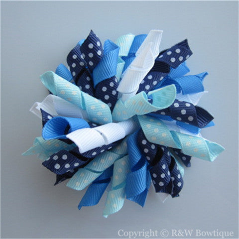 Greek Isles Korker Hair Bow