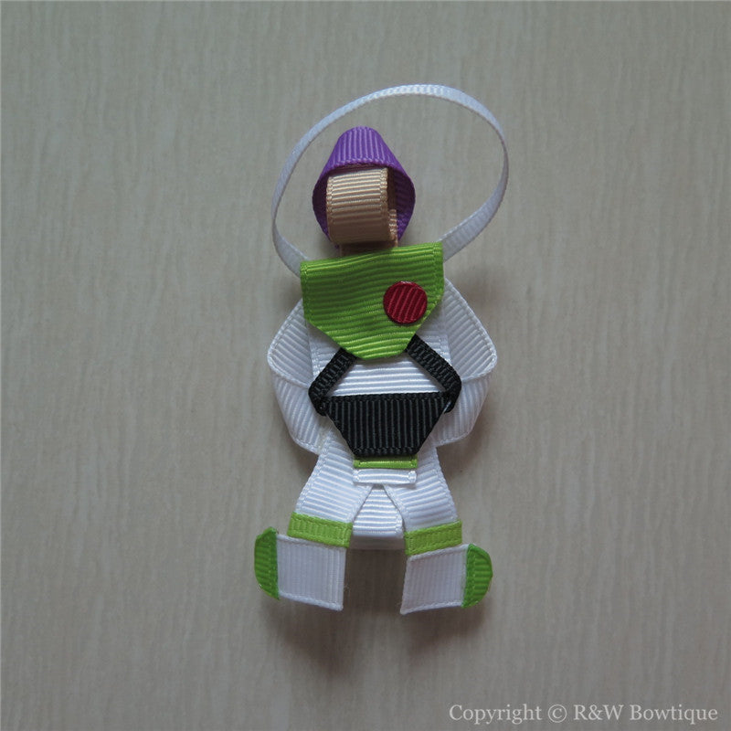 Buzz Lightyear Sculptured Hair Clip