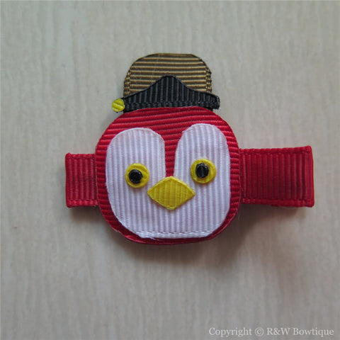 Bird Sculptured Hair Clip