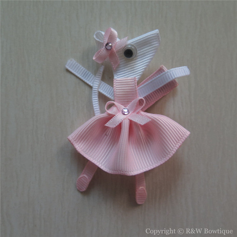 Angelina Ballerina Sculptured Hair Clip