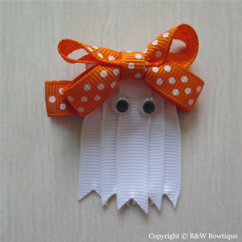 Ghost Sculptured Hair Clip