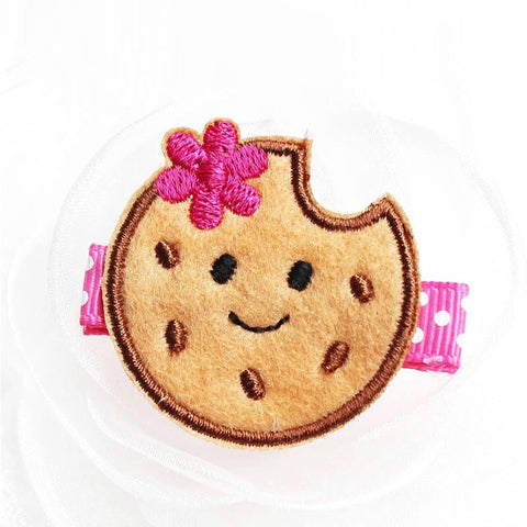 Felt & Embroidery - Cookie