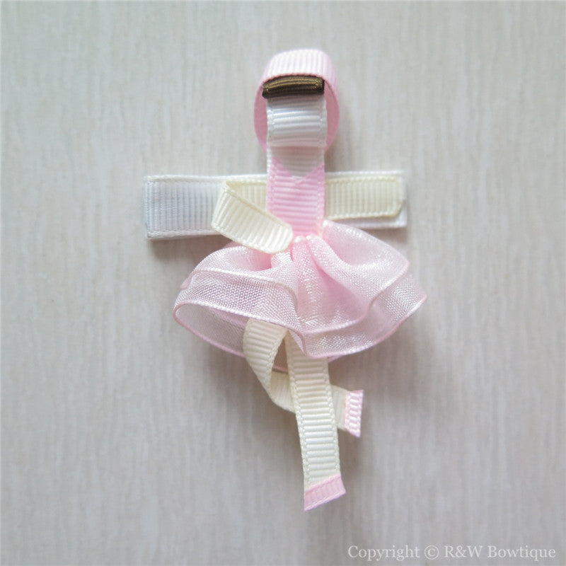 Ballerina #7 Sculptured Hair Clip