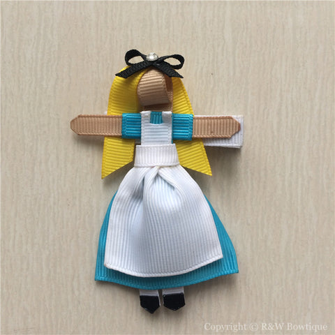 Alice Sculptured Hair Clip