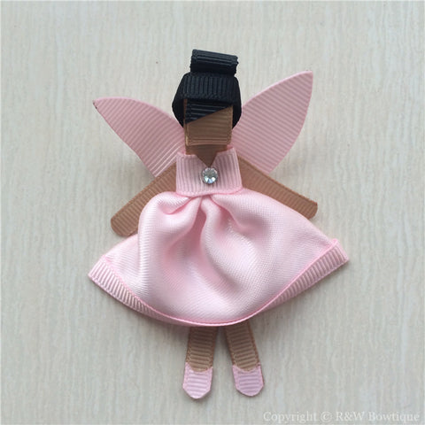 Fairy Iridessa Sculptured Hair Clip