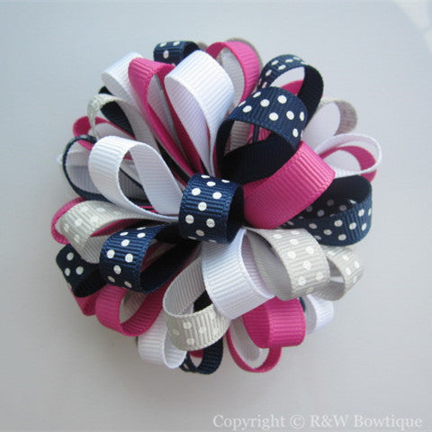 Ms. Mouse Loopy Hair Bow