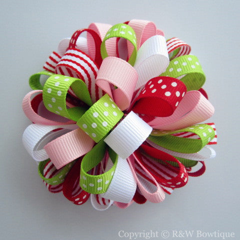 Poppy Friends Loopy Hair Bow
