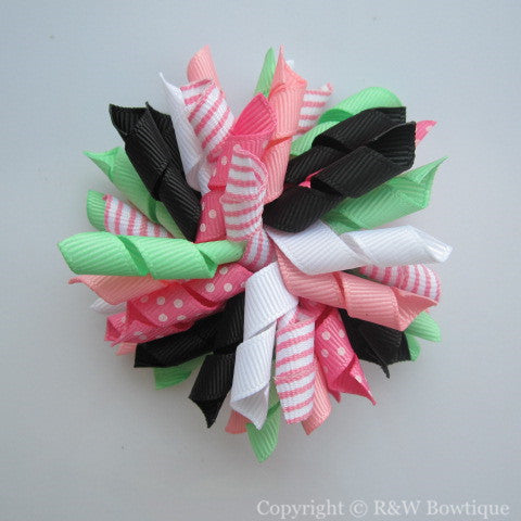 Spring Favorites Korker Hair Bow