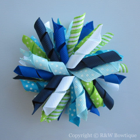 Summer Korker Hair Bow