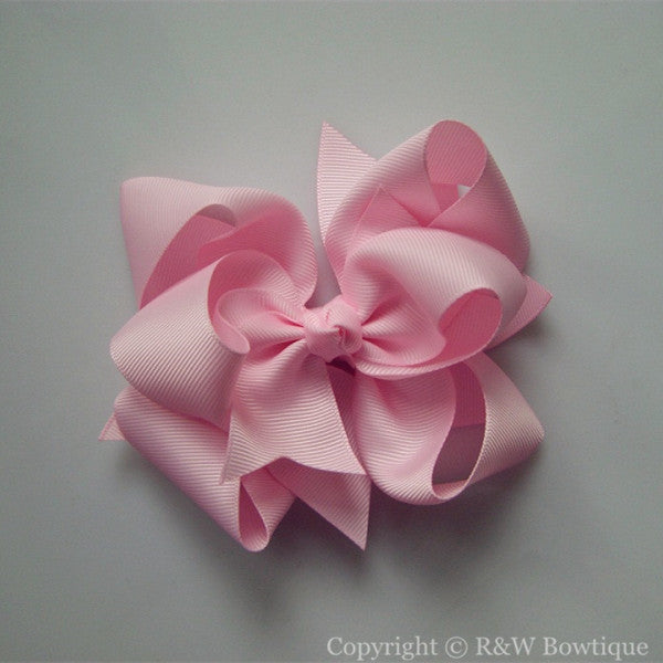 TB048 Large Twisted Boutique Hair Bow