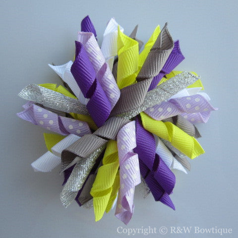 Winter Gifts Hair Bow