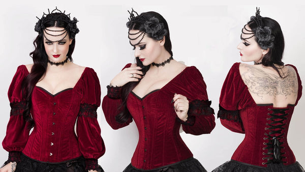 Three Corset Trends You Should Know for 2017