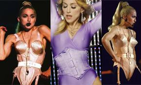 Daring to be Bold: Madonna's Corset Personified