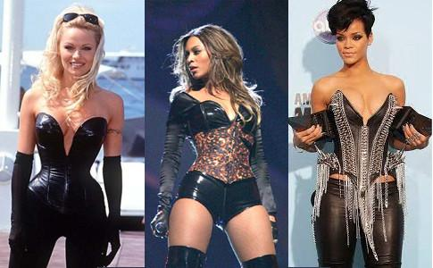 Celebrities Powering the Comeback in Corset Fashion