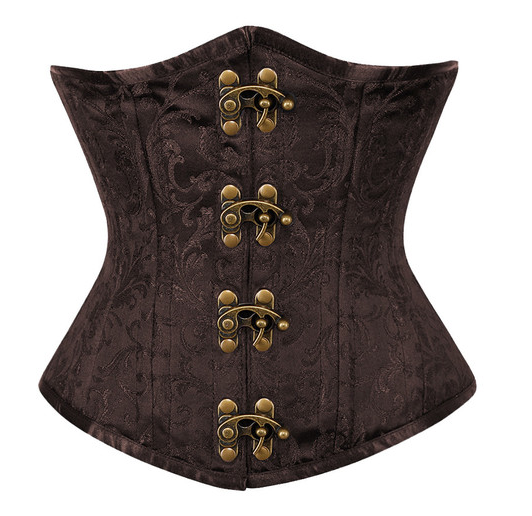 Using Waist Training Underbust Corsets For Back Support
