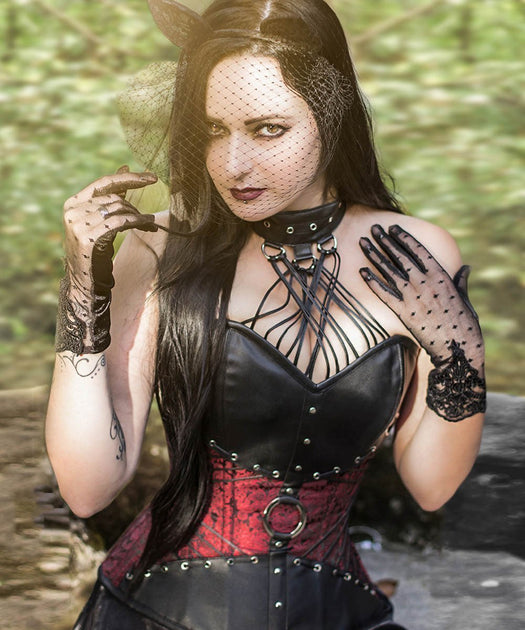 2f4f41106a7dca Gothic Corsets - Women s Gothic Clothing