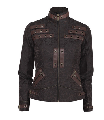 Brooke Cali Steampunk Jacket