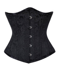 f565253e66 The Ali Gothic makes the list of best waist trainers for its wide appeal  and elegant style. Use this brocade corset to accent your look at your next  formal ...
