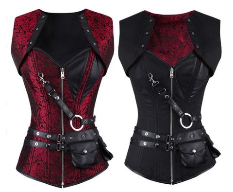 What To Look For In A Steampunk Corset