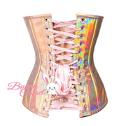 Holographic Corset, Corset Overbust