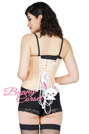 Tenley Steel Boned Cotton Corset
