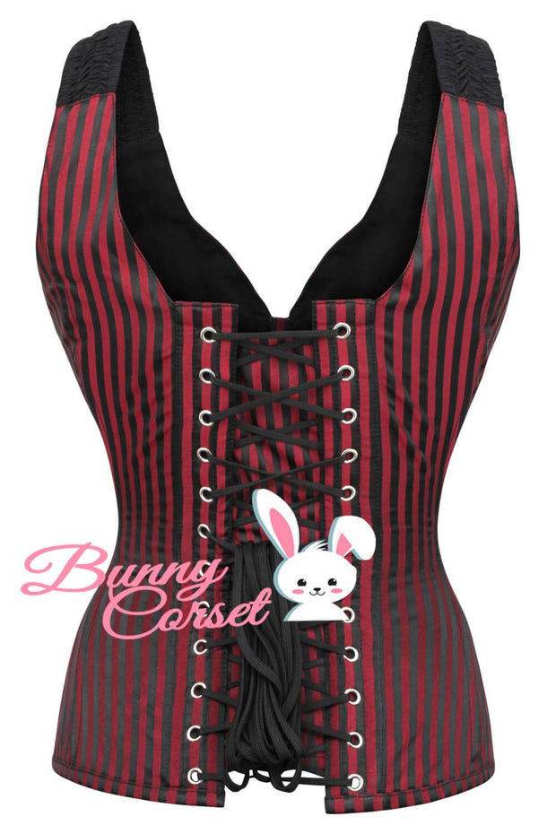 Madge Shoulder Strap Corset