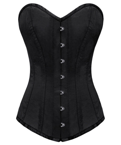 Vintage Goth Aida Gothic Overbust Corsets - VG LONDON LTD Corsets and Bustiers Shop