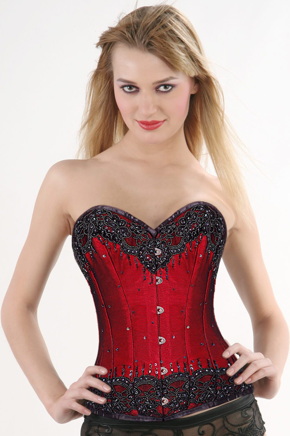 8f478af11a Ilse Couture Overbust Corset