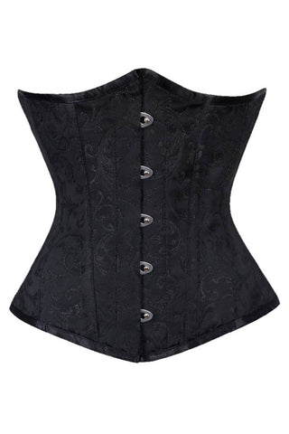 Corset Deal Imogen Steel Underbust Brocade Corsets - VG LONDON LTD Corsets and Bustiers Shop