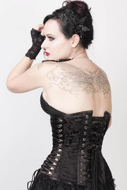 Underbust Corset, Corset with Clasp Opening