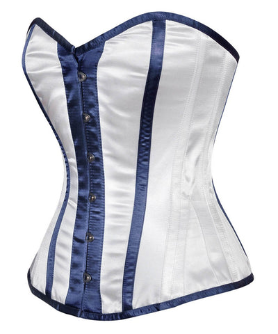 Briony Satin Overbust Corset