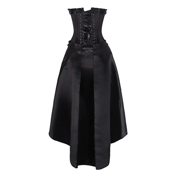Treffen Burlesque Corset Dress