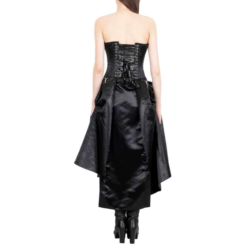 Eliezer Gothic Corset Dress