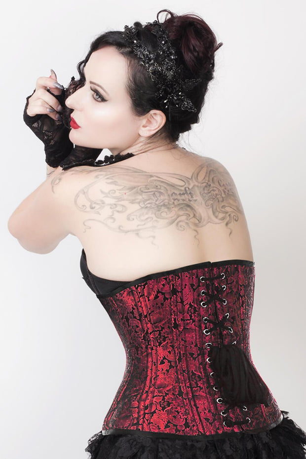 Lyric Custom Made Underbust Waist Training Corset