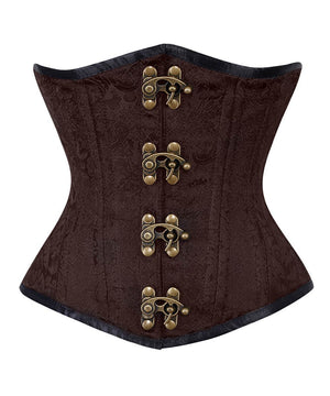 Freyja Waist Training Plus Size Corset