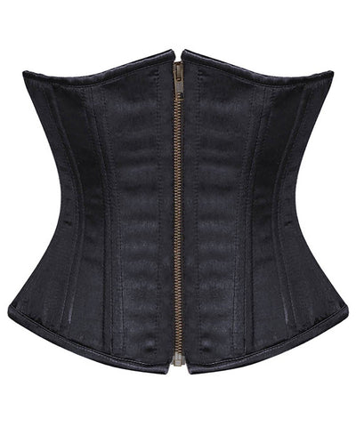 Kaiya Waist Training Black Corset