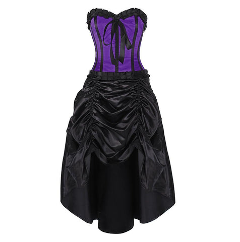 Brock Burlesque Corset Dress