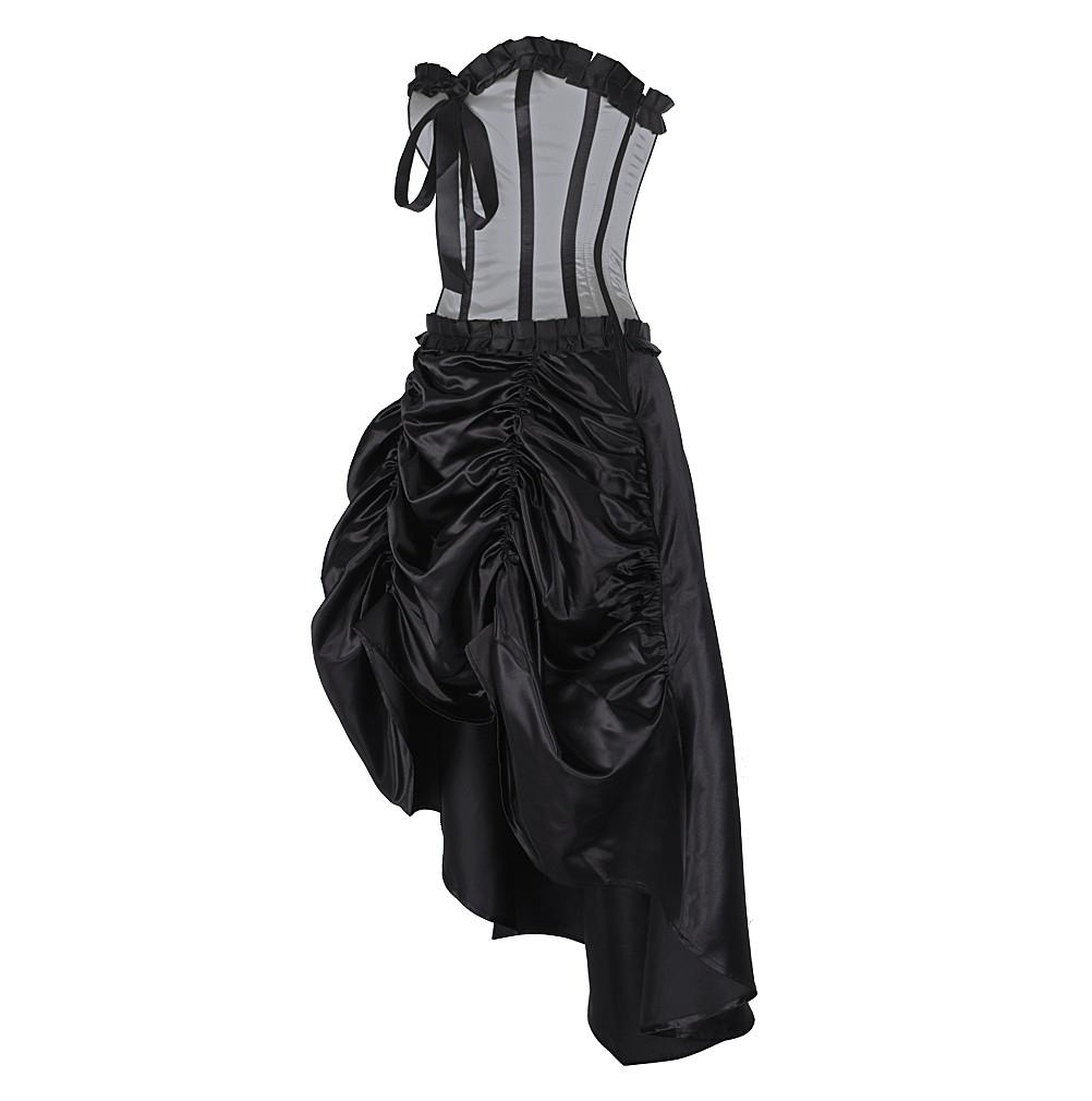 Alyda Burlesque Corset Dress