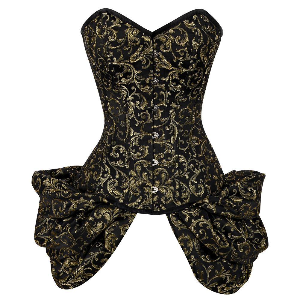 Varda Burlesque Fashion Corset