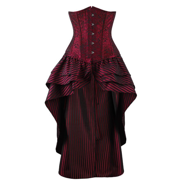 Kinsey Fashion Corset Dress