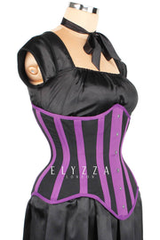 Cotton Underbust Waist Training Corset (ELC-501)