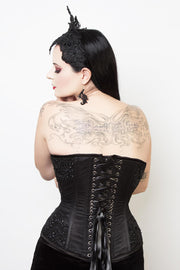 Edwardian Custom Made Hand Crafted Couture Corset (ELC-401)