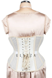 Mesh with Brocade Underbust Corset (ELC-601)