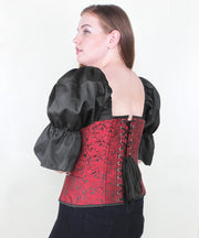 Emarie Gothic Cotton Lined Corset