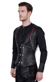 Blodwyn Gothic Men's Underchest Corset