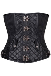 Briar Custom Made Brocade Gothic Men's Corset