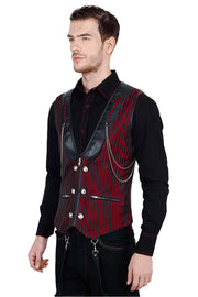 Bernward Custom Made Gothic Men's Waist Coat