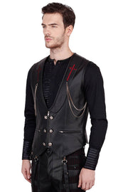 Claus Custom Made Gothic Men's Waist Coat